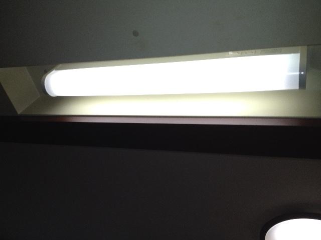 愛知県名古屋市天白区 「流し元灯の取替工事をしてまいりました。」電気工事会社【株式会社伊藤電氣工業】