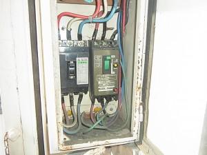 「漏電遮断器故障のため取替工事を行いました!」(愛知県名古屋市)