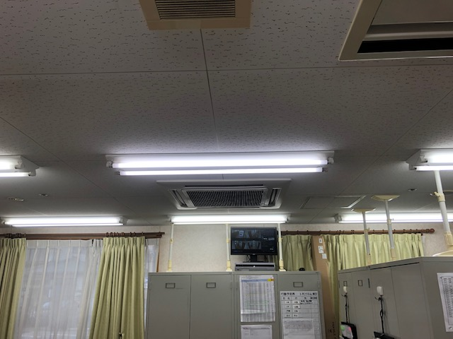 愛知県名古屋市西区照明器の安定器「これで快適に仕事ができます!」電気工事店【株式会社さつき電気商会】
