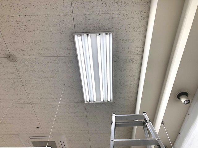 愛知県名古屋市北区照明器具「すぐに対応してくれて助かりました!」修理の電気工事店【株式会社さつき電気商会】