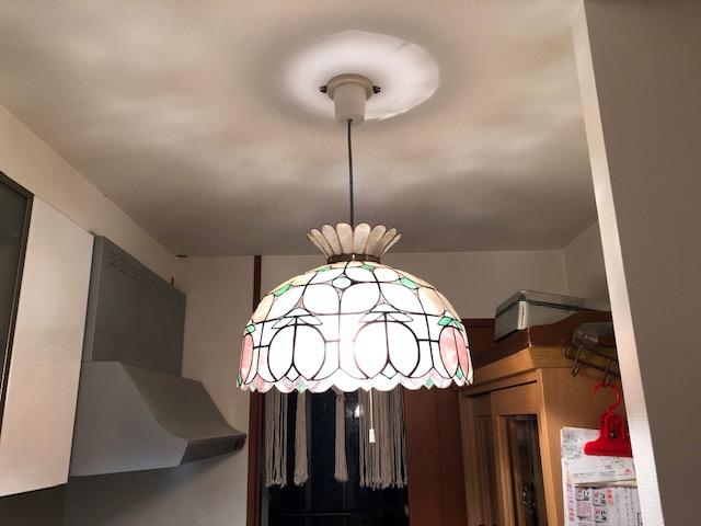 名古屋市名東区照明器具コード「もう使えないかと不安でしたが、丁寧に直してくれて助かりました!」工事店【株式会社さつき電気商会】