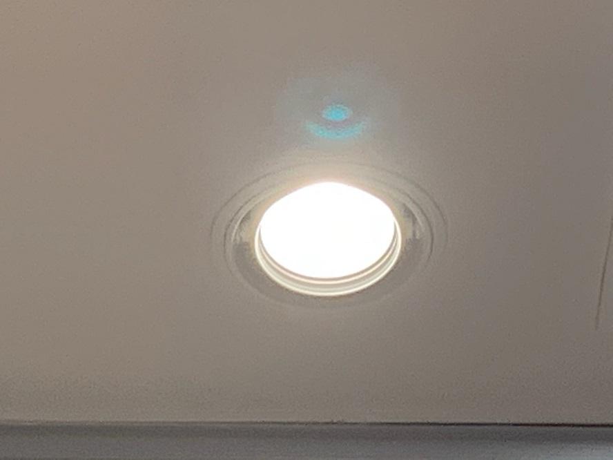 名古屋市緑区商業施設内ダウンライト「とても明るく見やすくなりました♪」電気工事店【株式会社さつき電気商会】