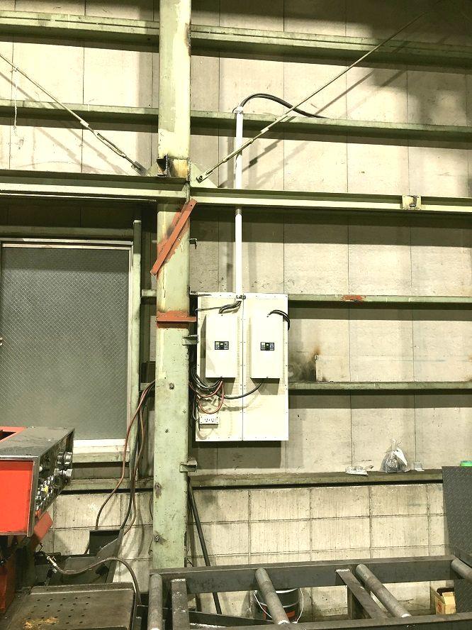 愛知県名古屋市港区工場内「丁寧な施工で安心してお任せできました!」レイアウト変更に伴うケースブレーカ(手元開閉器)移設電気工事店【株式会社さつき電気商会】